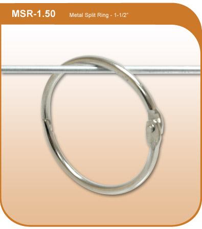 Metal Display Snap Rings
