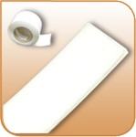 Foam Tape - 3/4-in.(W) continuous roll; 1/16 Thick