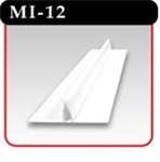 MI-12 - 12 inch Card and Sign Holder without adhesive