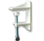 MII-SC1 - Shelf Sign and Brochure Display Clamp with adhesive