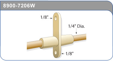 2-Dowel Straight Mobile