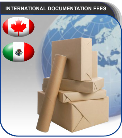 International Documentation Fees