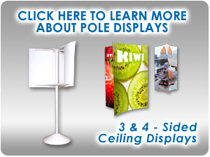 Learn More About Pole Displays