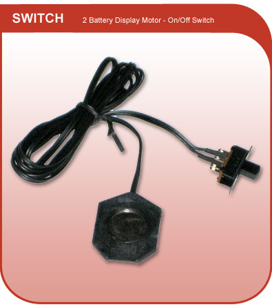 Display Motor Power Switch