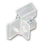 9038S - Suction Cup Signage Clip - 3/4 inch