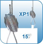 CBL2150L1-G - XP1 - Gripple® Cable System - 15 ft length