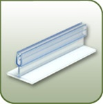 FSH-3 - 3 inch Flexible Sign and Brochure Display Clip