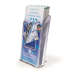 Stackable Literature Holder with Base