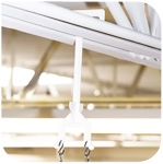 IH-T - Warehouse I-Beam Display Suspension Hook