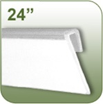 24 inch J-Data Channel and Sign Holder - JC-24C