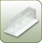 LGB - Large Gripper Bar Sign Holder - 2-3/8 in. w