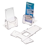LK-4 - Slide & Lock Trifold Holder
