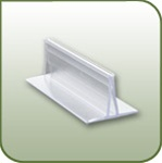 MI-3 - 3 inch Card and Sign Holder Without Adhesive