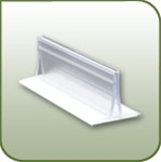 3 inch Card and Sign Holder with adhesive MI-3P