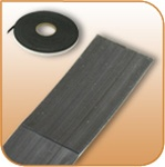 Magnetic Tape 1 inch (W) x 2 inch (L) Scored; .060 (T); 100' /Roll