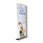 RY3-B - Retractable Mercury Banner Display Stand
