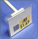 WFDH-2C - 2 inch  Wire Flip Data Holder